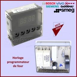 Horloge programmateur de four Smeg 816292759 CYB-094238
