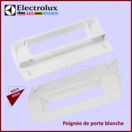 Poignee de porte blanche Electrolux 2063368019 CYB-130875