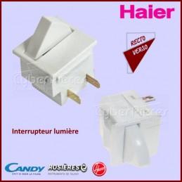 Interrupteur lumière Haier 00606050066 CYB-224277