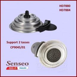 Porte dosette 2 tasses Senseo 422225960231 CYB-152716