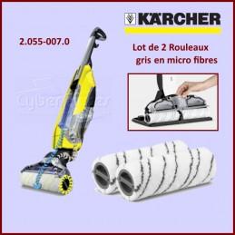 Rouleaux microfibre gris Karcher 20550070 CYB-381956