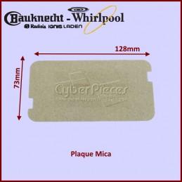 Plaque Mica 128X73mm Whirlpool 482000019344 CYB-082594