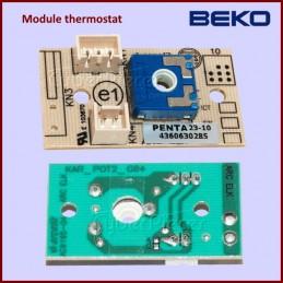 Potentiomètre thermostat Beko 4360635285 CYB-419222