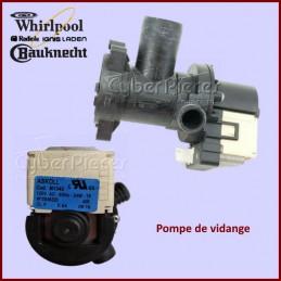 Pompe de vidange Whirlpool 481010846320 CYB-184496