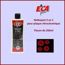 Nettoyant pour plaque vitrocéramique 250ml ECA PROS CYB-232647