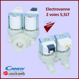Electrovanne 2 voies 5.5LT Candy 41029238 CYB-164115