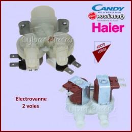 Electrovanne 2 voies Haier 0024000126B CYB-150095