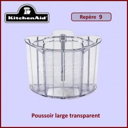 Poussoir large transparent Kitchenaid W11027645 CYB-137782