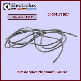 Joint de couvercle panneau arrière Electrolux 140041778014 CYB-338974