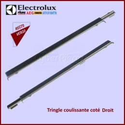Tringle coulissante droite Electrolux 3546456025 CYB-194044