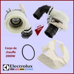 Corps de chauffe 2000W Electrolux 4055373700 CYB-321853