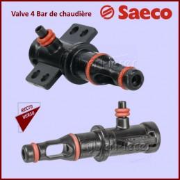 Valve 4 Bar de chaudière Saeco 421946011491 CYB-272834
