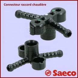 Connecteur raccord chaudière Saeco 17000727 CYB-352659