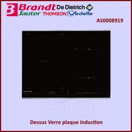 Dessus Verre induction...