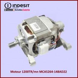 Moteur 1200TR/mn MCA5264-148AD22 Indesit C00046626 CYB-316439