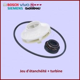Jeu d'étanchéité + turbine Bosch 00183638 CYB-062053