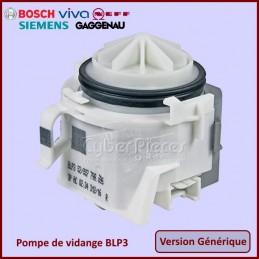 Pompe de vidange adaptable Bosch 00631200 CYB-396370