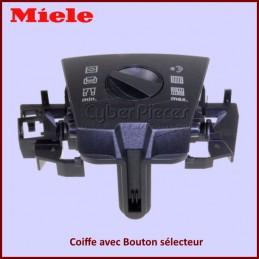 Coiffe avec Bouton sélecteur Miele 7838582 CYB-399630