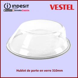 Hublot de porte en verre 310mm Vestel 47003030 CYB-432610