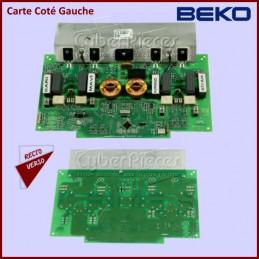 Carte électronique coté GAUCHE Beko 662000041 CYB-235402