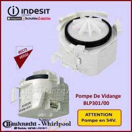 Pompe De Vidange BLP301/004 Indesit C00297919 CYB-117265