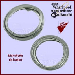 Manchette de hublot Whirlpool 481010947486 CYB-287463