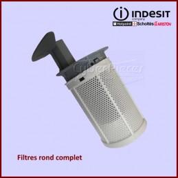 Filtres rond gros déchet Indesit C00142344 CYB-059312