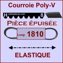 Courroie 1810H8 - EL-...