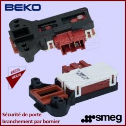 Sécurité de porte Bornier Type ZV446T4 Beko 2805311700 CYB-272681