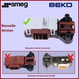Sécurité De Porte 3 cosses Type ZV446 Beko 2805310400 CYB-067133
