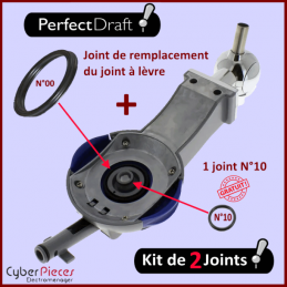 Joint Perfectdraft HD3720 HD3620 HD3610 HD3600 + 1 joint N°10 offert GA-058315