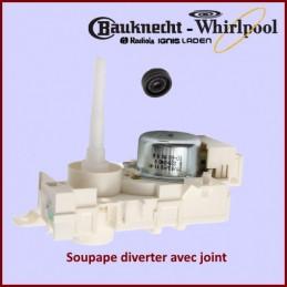Soupape diverter Whirlpool 481010745148 CYB-179430
