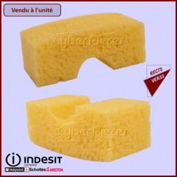 Eponge boite à produit Indesit C00194534 CYB-341325