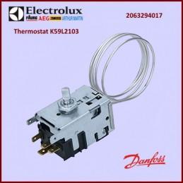 Thermostat K59L2103 Electrolux 2063294017 CYB-130868
