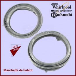 Manchette de hublot Whirlpool 481010632436 CYB-130172