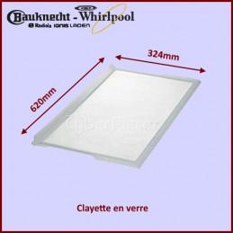 Clayette en verre Whirlpool 481245088008 CYB-193948