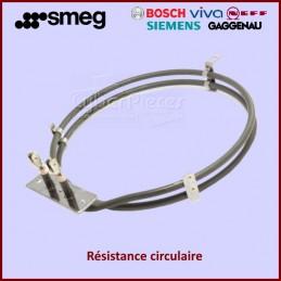 Résistance circulaire 1530W Smeg 806890943 CYB-303064
