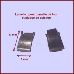 Clips plat ressort pour manette CYB-015745