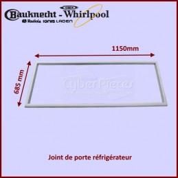 Joint de porte réfrigérateur Whirlpool 481246688577 CYB-206525