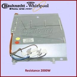 Resistance 2000W Whirlpool 481010669312 CYB-083652