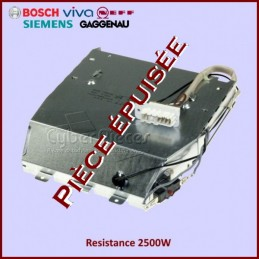 Resistance 2500W Bosch...