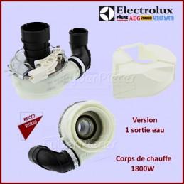 Corps de chauffe 1800W Electrolux 4055373726 CYB-116664