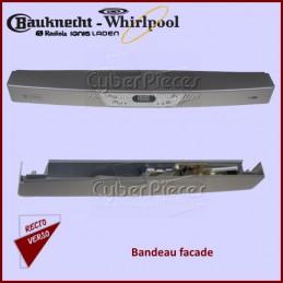 Bandeau facade Whirlpool 481245228865 CYB-194471