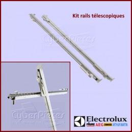 Kit rails télescopiques Electrolux 5611854117 CYB-185905