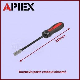 "Tournevis Apiex Porte-Embout 1/4"" CYB-231046"