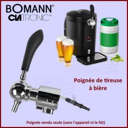Bec verseur avec poignée - tireuse à bière Bomann et Clatronic CYB-187046