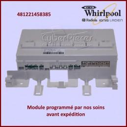 Carte électronique de commande Whirlpool 481221458385 GA-180429