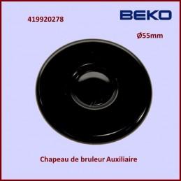 Chapeau bruleur Auxiliaire SABAF Beko 419920278 CYB-274302
