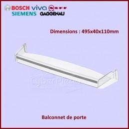 Balconnet de porte Bosch 00665151 CYB-335379
