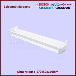 Balconnet de porte Bosch 00708075 CYB-410137